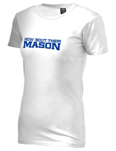 St Joseph Parish (Hispanic) Mason Alternative Women's Basic Crew T-Shirt