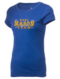 St Joseph Parish (Hispanic) Mason Holloway Women's Groove T-Shirt