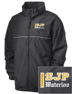 St Joseph Parish Waterloo Embroidered Men's Element Jacket