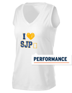 St Joseph Parish (Clayton) Deer Park Women's Performance Fitness Tank