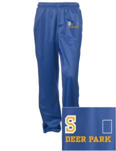 St Joseph Parish (Clayton) Deer Park Embroidered Women's Tricot Track Pants