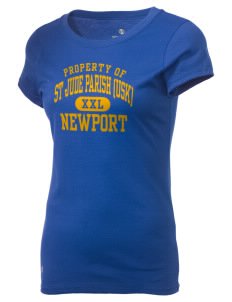 St Jude Parish (Usk) Newport Holloway Women's Groove T-Shirt