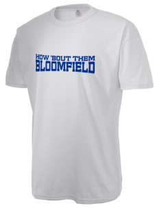 St Mary Parish Bloomfield  Russell Men's NuBlend T-Shirt