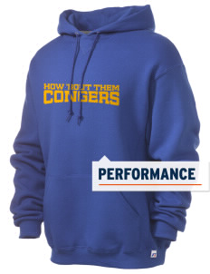 St Paul Parish Congers Russell Men's Dri-Power Hooded Sweatshirt