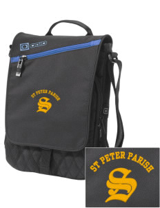 St Peter Parish Sabula Embroidered OGIO Module Sleeve for Tablets