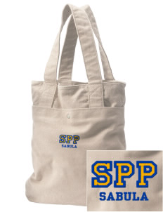 St Peter Parish Sabula Embroidered Alternative The Berkeley Tote