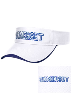 St Peter Parish Somerset Embroidered Binding Visor
