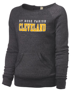 St Rose Parish Cleveland Alternative Women's Maniac Sweatshirt