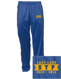 St. Timothy Parish School Lady Lake Embroidered Men's Tricot Track Pants