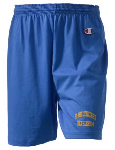 "St. Anne Catholic Church Bethlehem  Champion Women's Gym Shorts, 6"" Inseam"