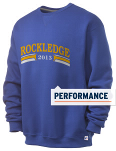 St. Mary's Catholic Church Rockledge  Russell Men's Dri-Power Crewneck Sweatshirt
