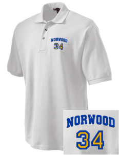 St. Timothy Parish Norwood Embroidered Tall Men's Pique Polo