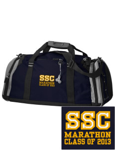 St. Stehpen's Church Marathon Embroidered OGIO All Terrain Duffel
