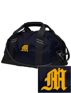 St. Stehpen's Church Marathon Embroidered OGIO Half Dome Duffel