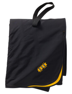 Diocese of Gallup Gallup  Embroidered Fleece and Nylon Travel Blanket