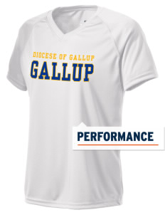 Diocese of Gallup Gallup Holloway Women's Zoom Performance T-Shirt