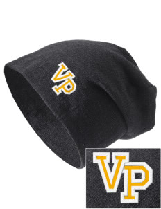 Visitation Parish Bronx Embroidered Slouch Beanie