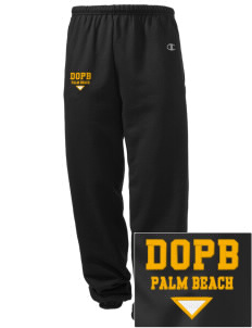 Diocese of Palm Beach Palm Beach Embroidered Champion Men's Sweatpants