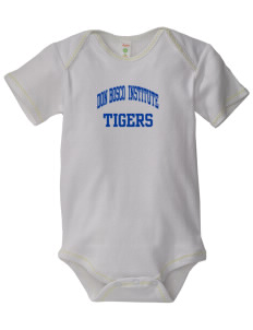 Don Bosco Technical Institute Tigers Baby Zig-Zag Creeper