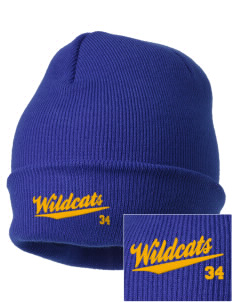 State University of New York Utica Wildcats Embroidered Knit Cap