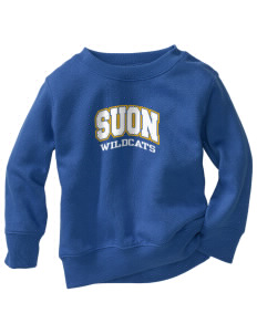 State University of New York Utica Wildcats Toddler Crewneck Sweatshirt