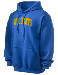 State University of New York Utica Wildcats Ultra Blend 50/50 Hooded Sweatshirt