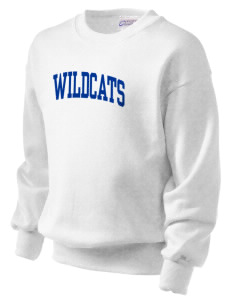 State University of New York Utica Wildcats Kid's Crewneck Sweatshirt