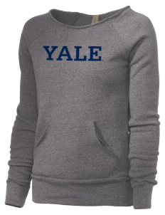 Yale University Bulldogs Alternative Women's Maniac Sweatshirt