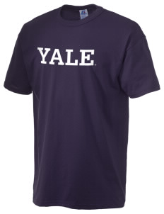 Yale University Bulldogs  Russell Men's NuBlend T-Shirt