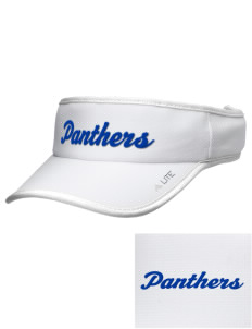 Parkwood Elementary School Panthers Embroidered Lite Series Active Visor