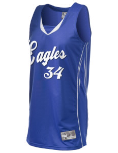 Northwood Elementary School Eagles Holloway Women's Piketon Jersey