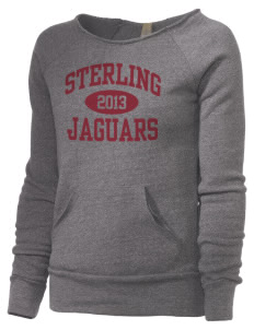 Sterling Middle School Jaguars Alternative Women's Maniac Sweatshirt