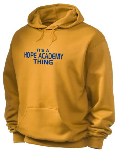 Hope Academy Compton Holloway Men's 50/50 Hooded Sweatshirt