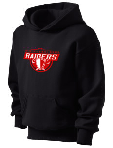 Southridge Middle School Raiders Kid's Hooded Sweatshirt