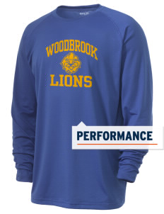 Woodbrook Elementary School Lions Men's Ultimate Performance Long Sleeve T-Shirt