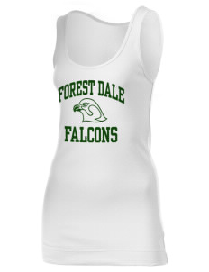 Forest Dale Elementary School Falcons Juniors' 1x1 Tank