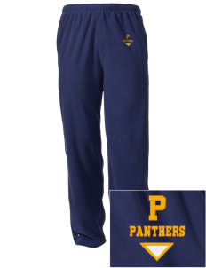 Pine Elementary School Panthers Embroidered Holloway Men's Flash Warmup Pants