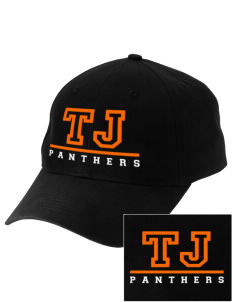 Tripoli Junior & Senior High School Panthers Embroidered Low-Profile Cap