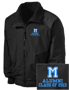 Meservey-Thornton School Lancers Embroidered Tall Men's Challenger Jacket