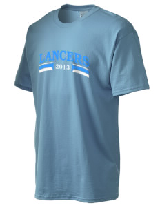 Meservey-Thornton School Lancers Tall Men's Essential T-Shirt