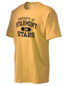 Starmont Elementary School Stars Tall Men's Essential T-Shirt