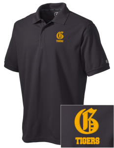 Guthrie Center Junior High School Tigers Embroidered OGIO Men's Caliber Polo