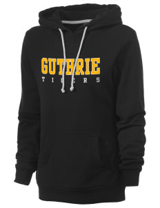 Guthrie Center Junior High School Tigers Women's Core Fleece Hooded Sweatshirt
