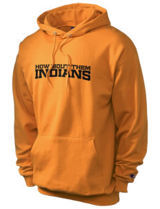 Stratford Community School Lynx Champion Men's Hooded Sweatshirt