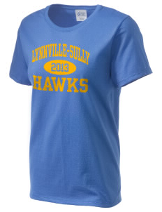 Lynnville-Sully Elementary School Hawks Women's Essential T-Shirt