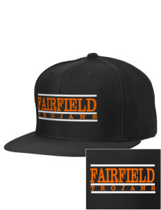 Fairfield Senior High School Trojans Embroidered D-Series Cap