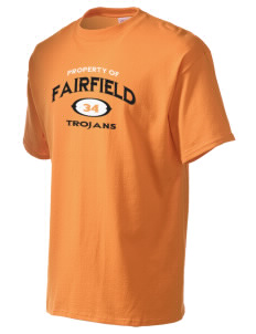 Fairfield Senior High School Trojans Men's Essential T-Shirt