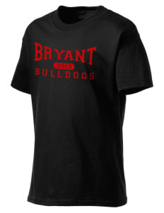 Bryant Elementary School Bulldogs Kid's Lightweight T-Shirt