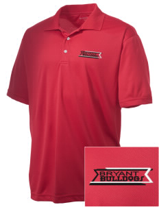Bryant Elementary School Bulldogs Embroidered Men's Double Mesh Polo