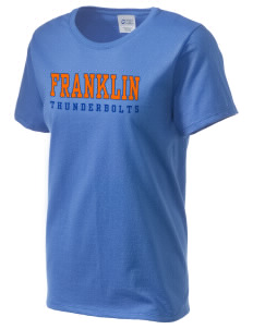 Franklin Middle School Thunderbolts Women's Essential T-Shirt